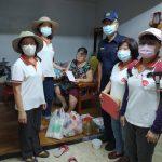 《右昌警結合在地慈善機構協助轄區弱勢家庭》
